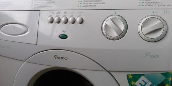 ардо стиралка